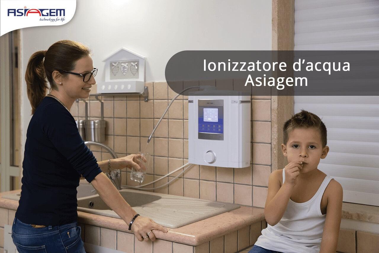 Ionizzatore d'acqua