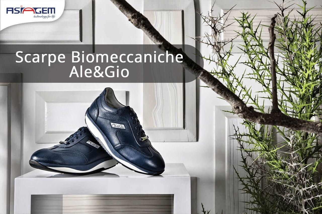 Scarpe Biomeccaniche Ale&Gio