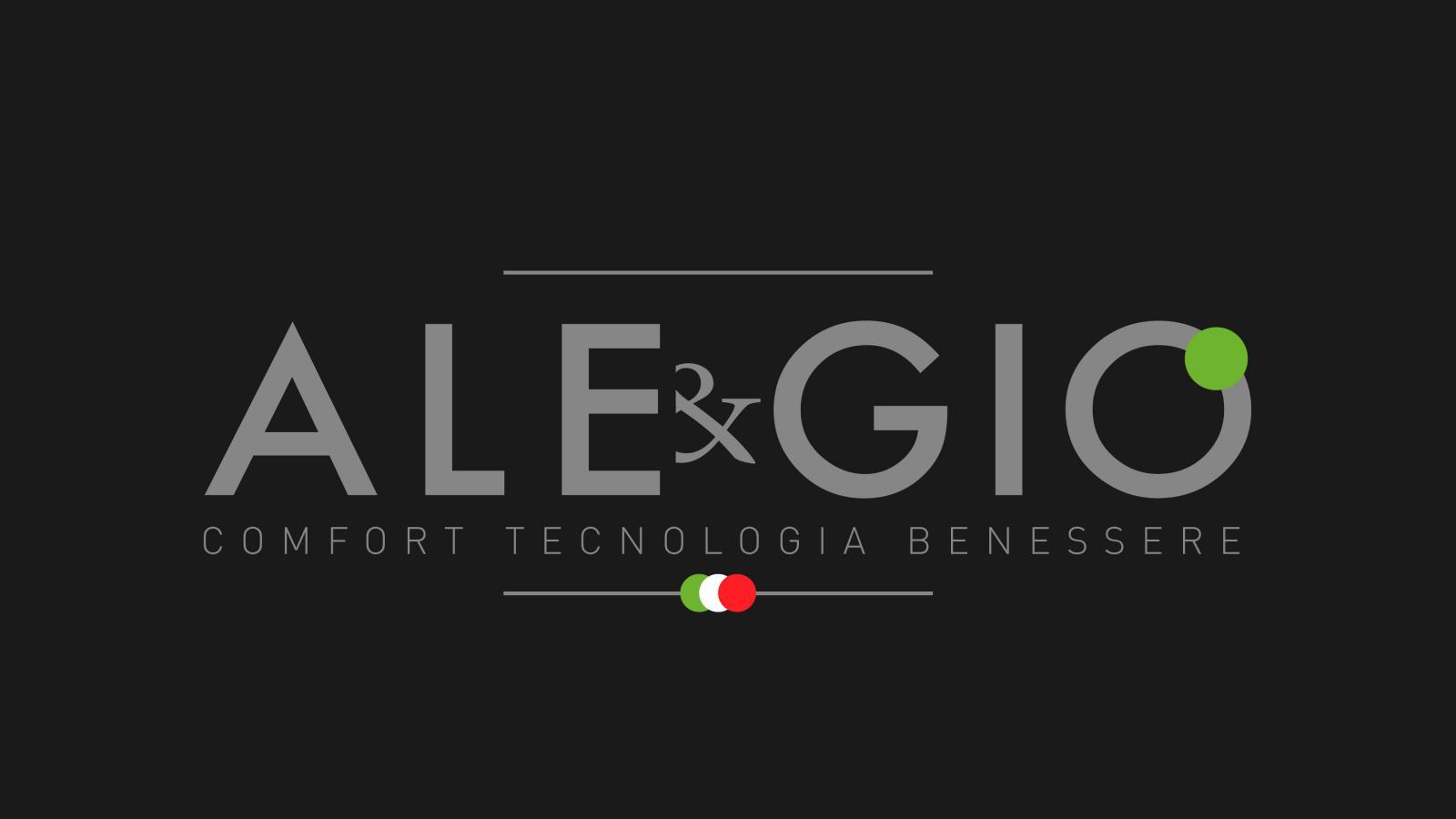 Ale&Gio New Logo